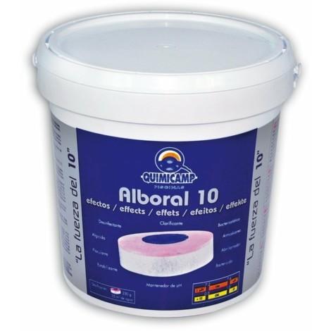 Cloro Alboral 10 Acciones 5K Quimicamp