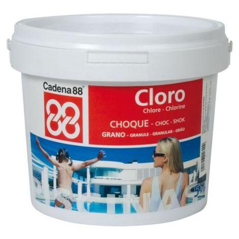 Cloro choque 5 kg