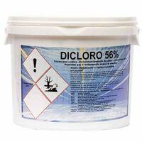 Cloro Granulare 56% Rapida dissoluzione 5 Kg Top Quality