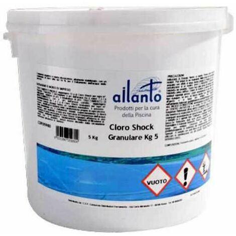 LAPI cloro shock granulare al 56/% per piscine made in italy fusto da 25 kg
