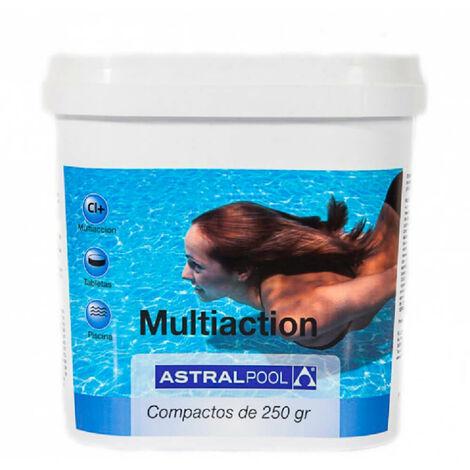 Cloro Multiacción 5 Kilogramos. Marca AstralPool -