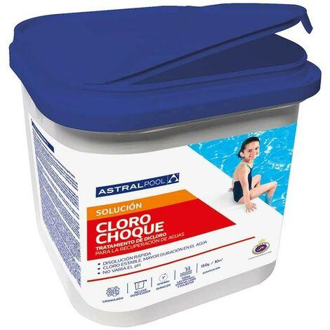 Cloro pastillas 3 acciones Diaclor PS Multi 5Kg