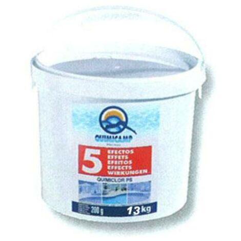 Cloro Quimiclor PS 5 efectos 200gr