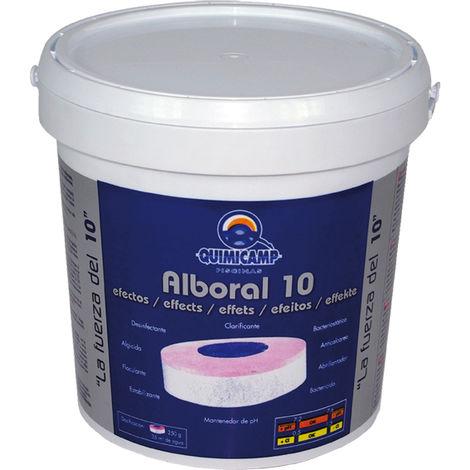 Cloro rápido Alboral 10 efectos Quimicamp 5 Kg