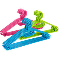 Clothes Hanger Set of 10, Easy