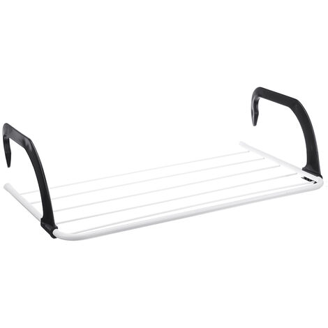 Clothes rack Support clothes rack clothes dryer radiator balcony heater dryer 60x33.5x17.5cm