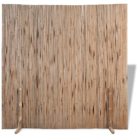 Clôture Bambou 180 x 180 cm