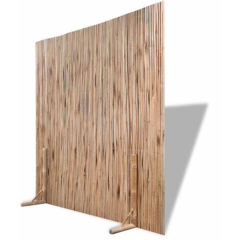 Cloture Bambou 180 x 180 cm