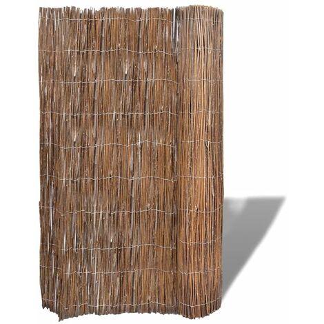 Clôture de saule 300x150 cm