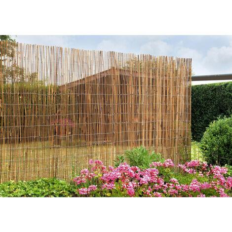Cloture occultante Bambou 300 x 150 cm comfort extra stark