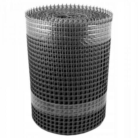 Clôture PVC 30x30 mm maille à feuillure 1.2x25 m