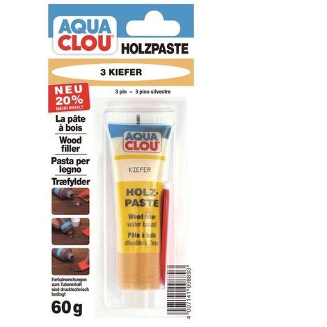 CLOU Aqua Clou Holzpaste 3 Kiefer 60 g m. Spatel