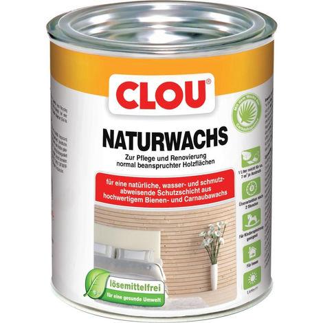 CLOU Naturwachs 750ml ( Inh.3 Stück )