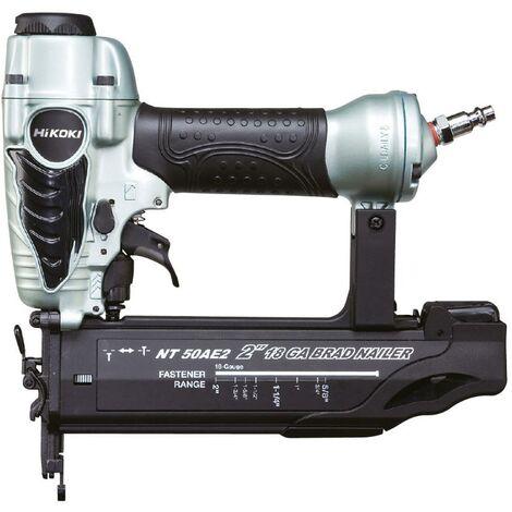cloueur finition bois mini-brads calibre 18 L.15-50mm - NT50AE2L2Z
