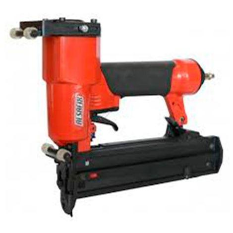 Cloueur pneumatique J-50 SVN P2 pour pointes J 15 à 40 mm - Spécial parclose - 101SGN40A - Alsafix - -