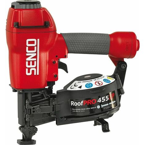 Cloueur pneumatique Senco RP455XP-K avec clous en bande avec mallette - garantie 5ans
