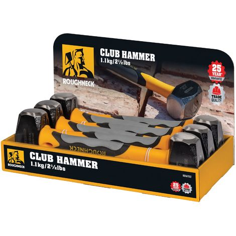 Club Hammer Display Tray