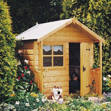 Club Playhouse Children's Wendy House