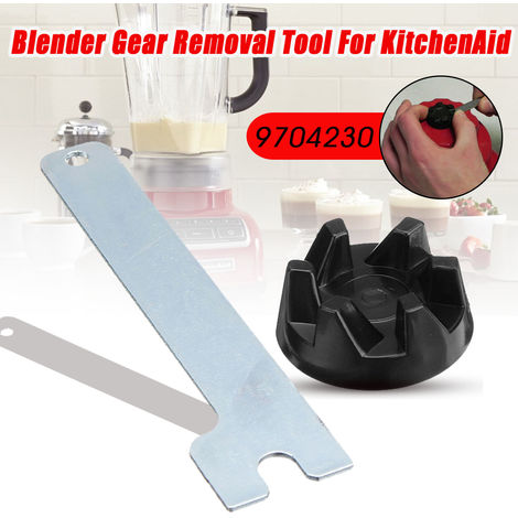 Clutch Mixer Rubber Coupler Gear + Removal Tool Kit 9704230 For Kitchenaid Hasaki
