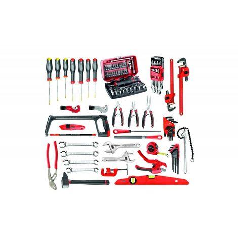 CM.210A Sélection plombier 94 outils 1500.98