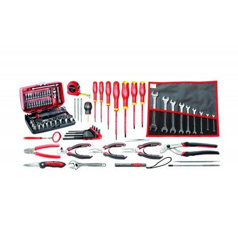 CM.EM40A Sélection électromécanique 80 outils 922.72