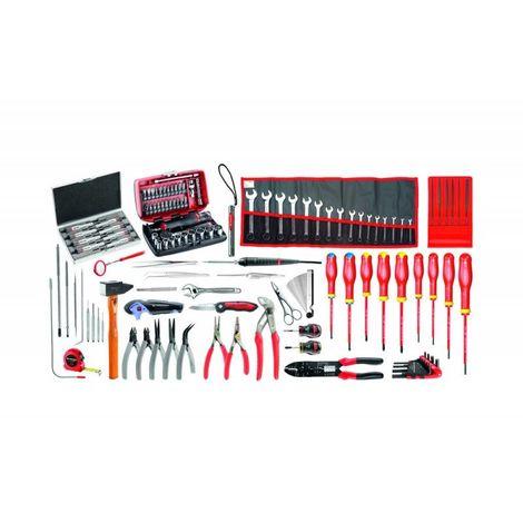 CM.EM41A Sélection électromécanique 120 outils 1592.82