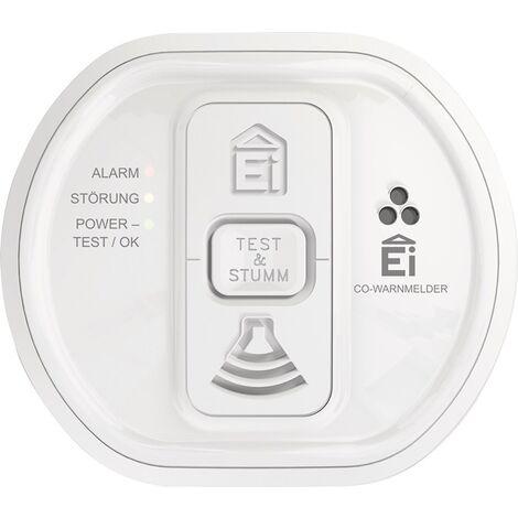 CO-Melder Ei208iW H.105mm weiß 10 Jahre EI ELECTRONICS