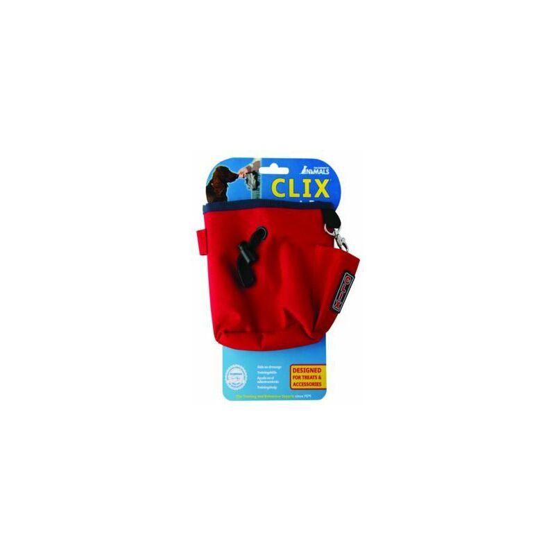 Image of CoA Clix Treat Bag Red x 1 (369103)