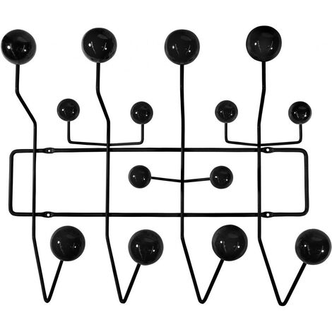 Coat Hanger Pop Black