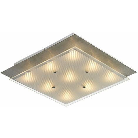 COB LED 36W luz de techo 9-luces de iluminación de lámpara de vidrio ESTO 740045-9