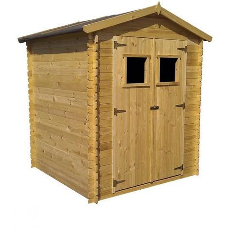 Cobertizo de madera Alexander Gardiun