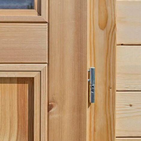 Cobertizo de madera Shelty Forest Style Medidas 419X294X267