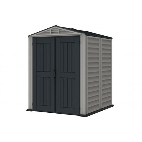 Cobertizo exterior. Medidas 2.49x161x210 cm. Superficie 4,00 m2