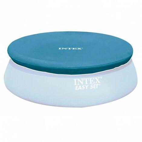 "main image of ""Cobertor piscina hinchable easy set - 457 cm (28023)"""