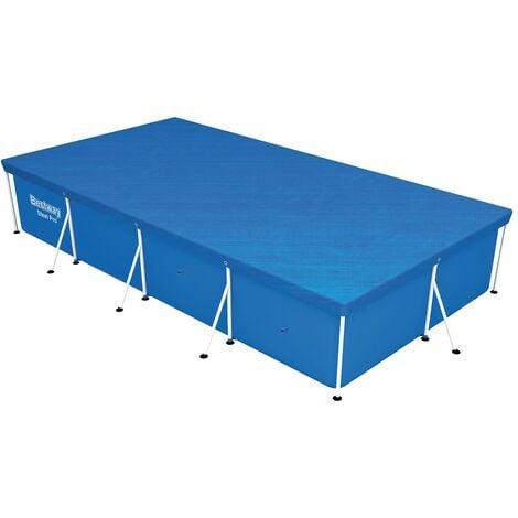 Cobertor para piscina rectangular 400x211cm.
