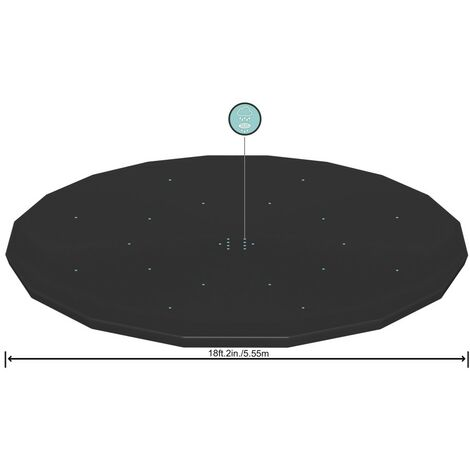Cobertor pisc. bestway piscina de 549cm 58039