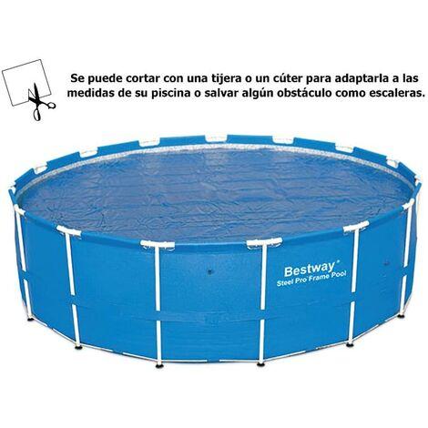 Cobertor pisc. solar bestway piscina de 488cm 58253