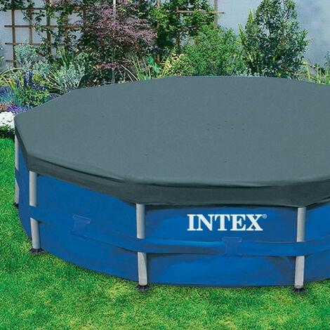 Cobertor piscina hinchable easy set - 457 cm (28023)