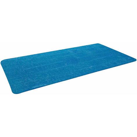 """main image of """"Cobertor solar para piscina rectangular 412x201cm."""""""