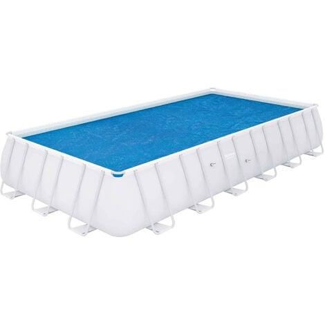 Cobertor Solar para Piscina Desmontable Bestway 703x336 cm Rectangular
