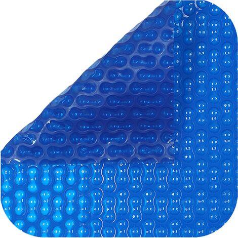 Cobertor térmico de 500 micras Geo Bubble. Nos ajustamos a las medidas de su piscina.