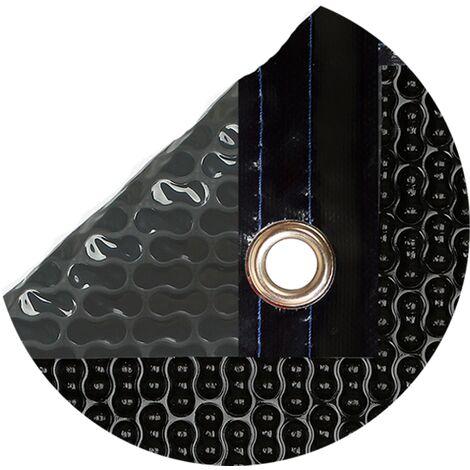 Cobertor térmico de 500 micras New - Energy Guard Selective con orillo o refuerzo en todo el contorno. Nos ajustamos a las medidas de su piscina.