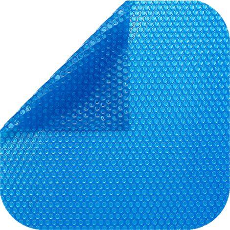 Cobertor térmico de 600 micras Económica. Nos ajustamos a las medidas de su piscina.