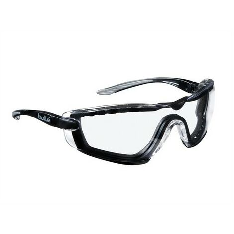 Cobra Anti-Fog/Scratch Resistant Safety Spectacles