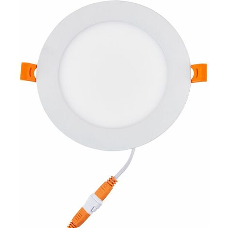 Cobra3 Round 13W Dimmable LED Downlight 6500K - x8