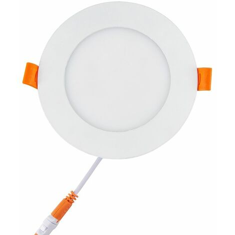 Cobra3 Round 18W Dimmable LED Downlight 6500K - x6