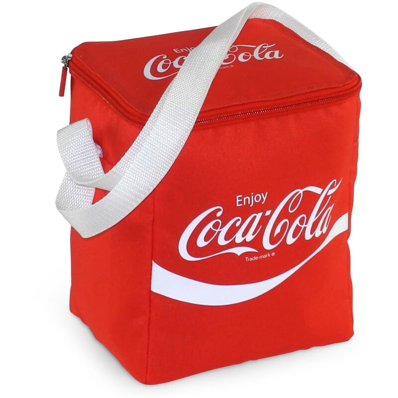 Image of Insulated Bag Classic 5 5 L - Red - Coca-cola