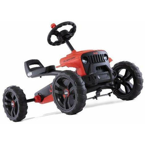 Coche de pedales BERG Buzzy Jeep Rubicon