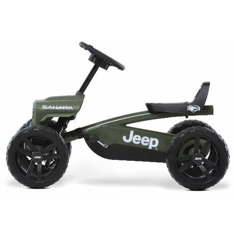 Coche de pedales BERG Buzzy Jeep Sahara