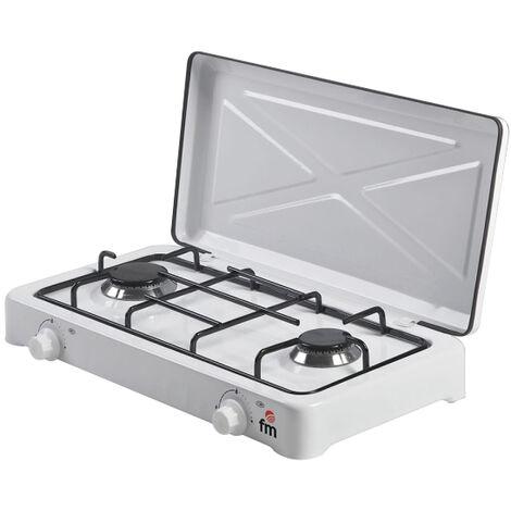 Cocina de gas 2 quemadores (FM HG-200)